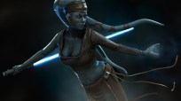 Aayla Secura Wallpaper